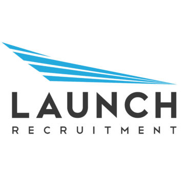 launch recruitment logo